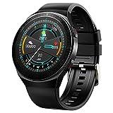 l b s MT-3 8G Memoria Música Reloj Inteligente de los Hombres Bluetooth Llamada Pantalla Táctil Completa Impermeable Reloj Inteligente Función de Grabación Pulsera Deportiva (C)