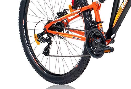 tretwerk DIREKT gute Räder Leader Chicago Street Disc 28 Zoll ATB, Jungen-Herren-Fahrrad - 5