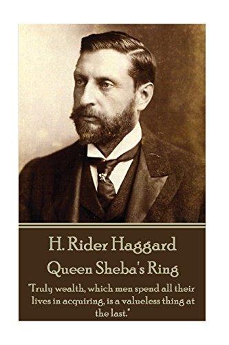 H. Rider Haggard - Queen Sheba's Ring:
