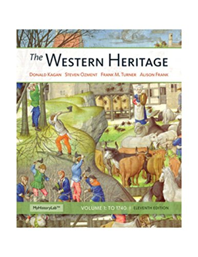 Western Heritage, The: Volume A