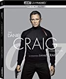 James Bond 007-Daniel Craig : Casino Royale + Quantum of Solace + Skyfall + Spectre...