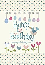 Download Bump to Birthday, Pregnancy & First Year Baby Journal : an award-winning journal / diary to help you hold onto memories of the growing bump, the birth & the first year with your baby PDF