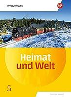 Heimat und Welt 5. Schuelerband. Sachsen-Anhalt: Ausgabe 2019