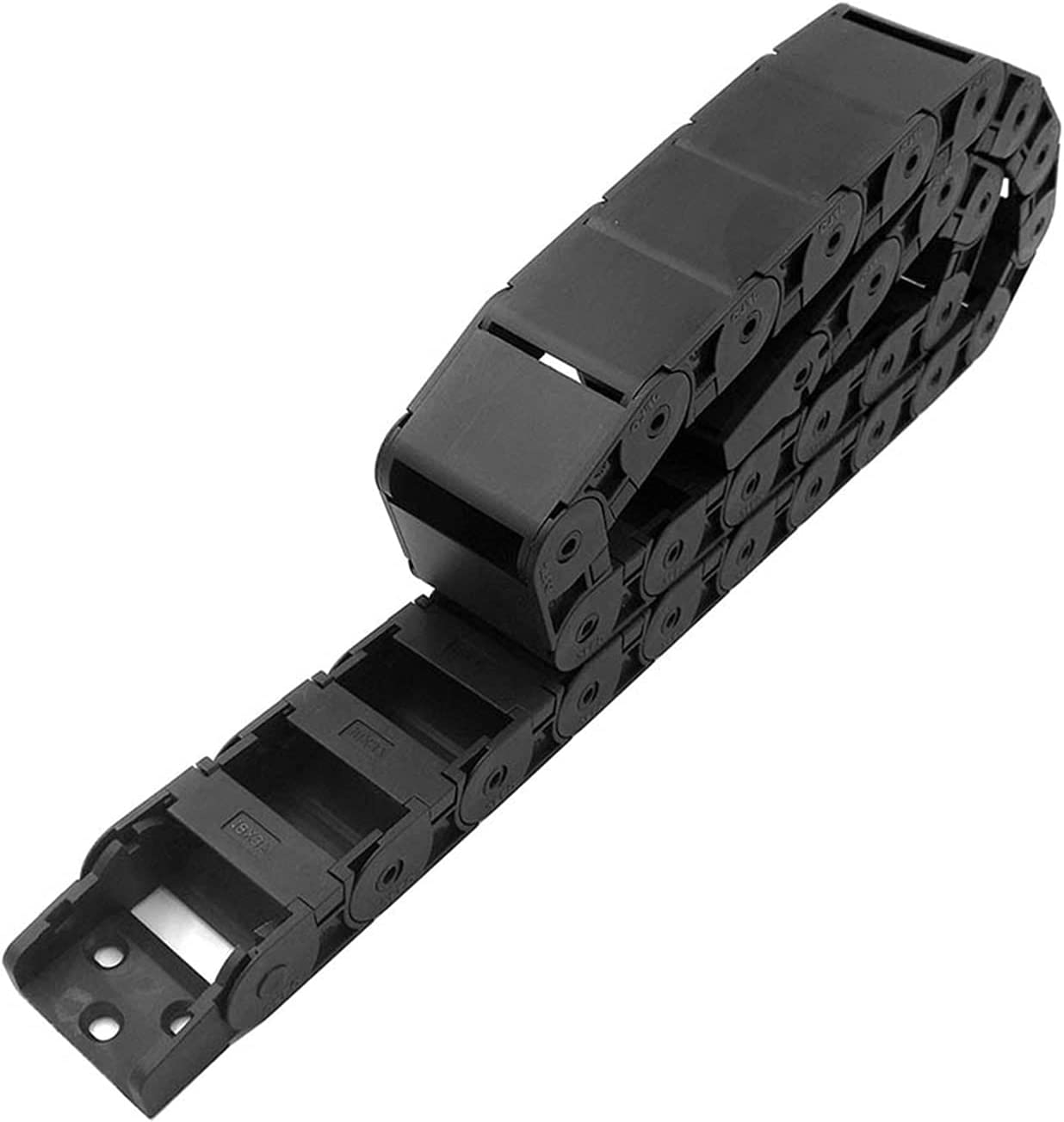 LJLWX Cable Transmission Chain 18x37mm 1Meter 40