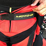 MOTO-D Track Strap Belt for Motorcycle Racing Leather Suits
