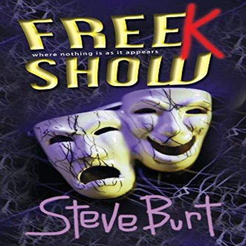 FreeK Show audiobook cover art