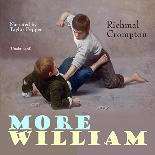 More William audiobook cover art