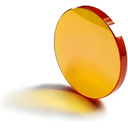 2.5 or 63.5mm 18mm ZnSe Focus Lens for CO2 10600nm 10.6um Laser Engraver//Cutter Dia:18mm FL