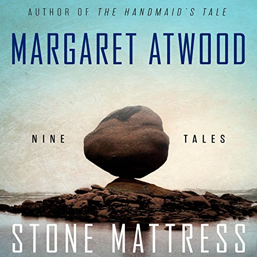 Stone Mattress audiobook cover art
