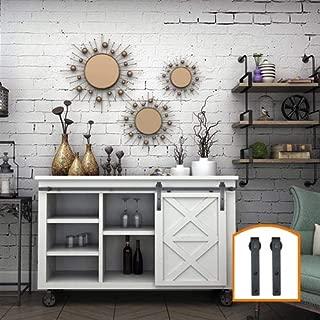 Best sliding door hardware for cabinets Reviews
