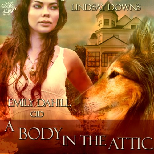 A Body in the Attic audiobook cover art