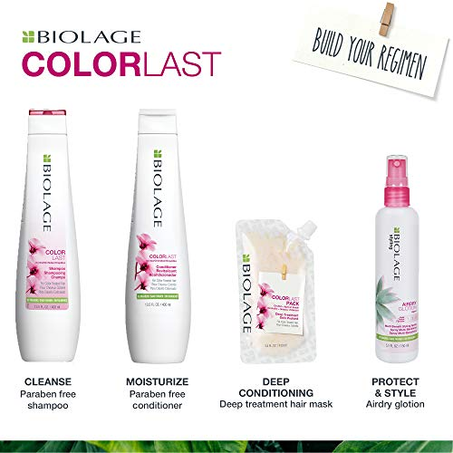 BIOLAGE ColorLast Shampoo for Color Treated Hair, 33.8 Ounce