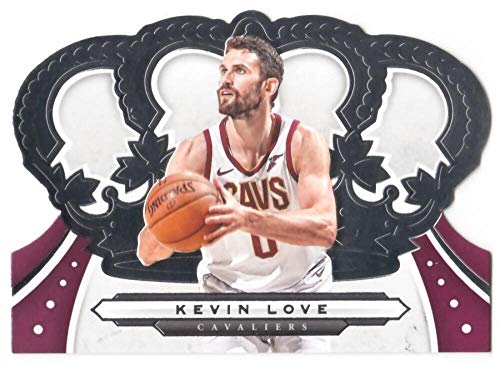 Kevin Love 2019-20 Panini Crown Royale #85 NM-MT Cavaliers Basketball NBA