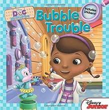 Doc McStuffins: Bubble Trouble: Includes Stickers!
