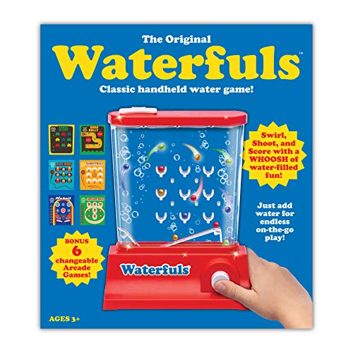 LatchKits Waterfuls The Original Handheld Game