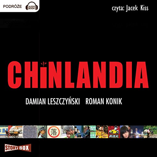 Chinlandia audiobook cover art