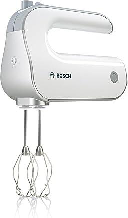 Bosch MFQ4080 Batidora amasadora, 500 W, Plástico, 5 Velocidades, Blanco