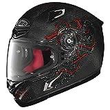X-Lite X-802-R Ultra Carbon BTC casco racing