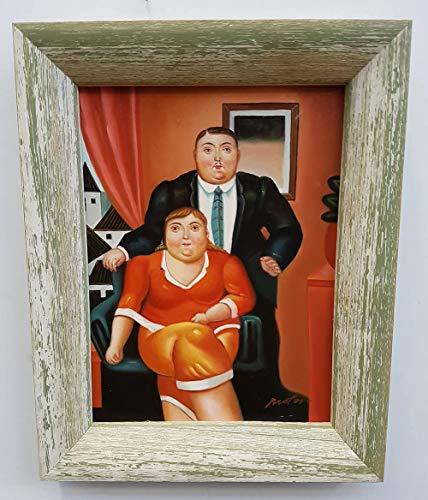 Gefälschte Gemälde Urheberrecht Botero 6