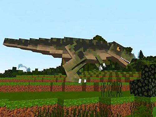 Clip: Dinosaur Jurassic Park Trip