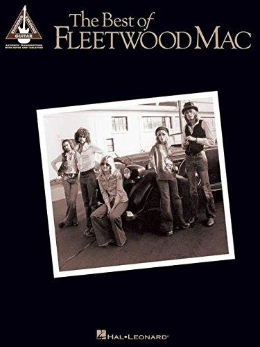 The Best Of Fleetwood Mac (Guitar Recorded Versions): Songbook, CD, Grifftabelle