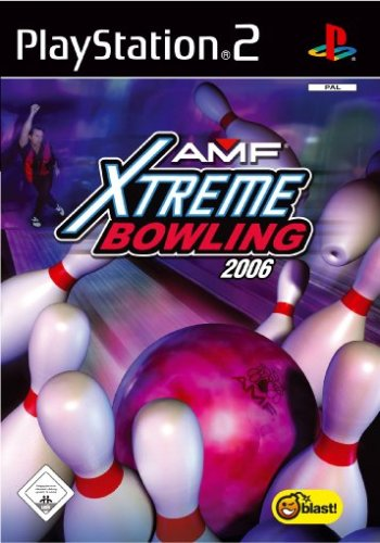 AMF Xtreme Bowling 2006 [Importación alemana]