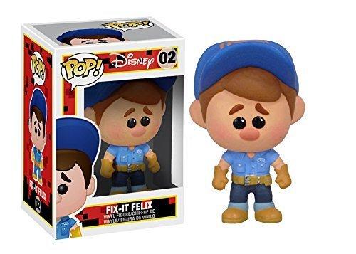 Funko POP! Disney: Rompe Ralph: Fix-It Felix
