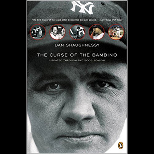 Curse of the Bambino audiobook cover art