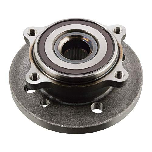 febi bilstein 31077 Radlagersatz mit Radnabe und ABS-Impulsring , 1 Stück