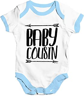 Funny Baby Clothes Baby Cousin