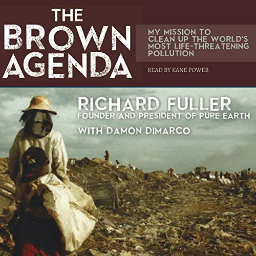 The Brown Agenda audiobook cover art