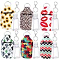 6 Sets Bottle Holder and Keychain Kits, include Reusable…