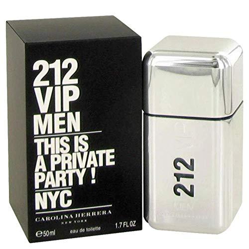 perfume 212 sexy men fabricante Carolina Herrera