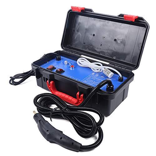 Wangkangyi Reinigungsmaschine - Elektrische Hochtemperatur-Dampfreinigungsmaschine, Handheld Hochdruckreiniger,Auto Haushalt Hochtemperatur Dampfreiniger Dampfreinigungsmaschine 3000W 100°C-130°C