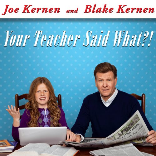 Your Teacher Said What?! audiobook cover art