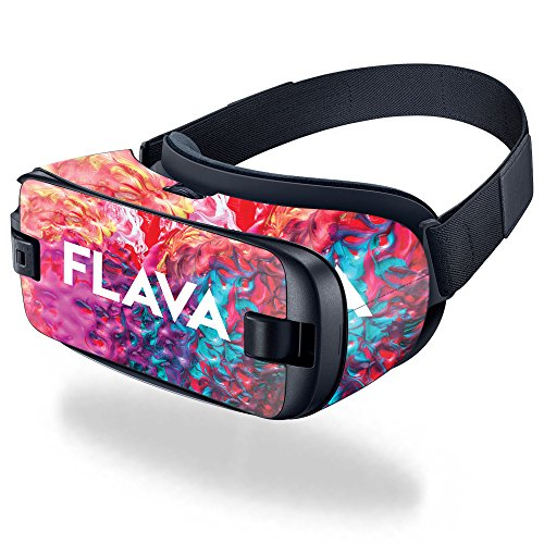 MightySkins Skin Compatible with Samsung Gear VR (2016) – Flava | Protective, Durable, and Unique Vinyl Decal wrap Cover | Easy to Apply, Remove, and Change Styles | Made in The USA