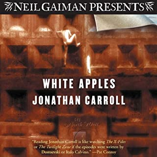 White Apples                   By:                                                                                                                                 Jonathan Carroll                               Narrated by:                                                                                                                                 Victor Bevine                      Length: 10 hrs and 33 mins     126 ratings     Overall 3.6