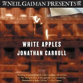 White Apples audiobook cover art