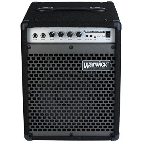 Warwick 08700990 Blue Cab 20 Amplificatore per bassi 20W