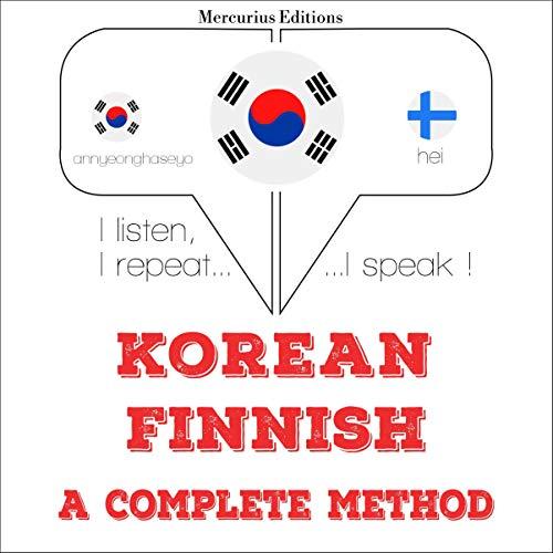 Korean – Finnish. A complete method cover art