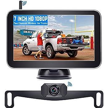 Best backup wireless camera Reviews