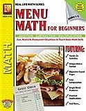Menu-math for beginners