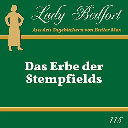 Page de couverture de Das Erbe der Stempfields