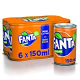 Fanta Original 150 ml - 6 Mini lattine