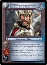 LOTR TCG ROS RISE OF SARUMAN THEODEN NORTHMAN KING OF ROHAN 17RF14