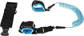 Baosity Kids Children Wrist Link Baby Child Toddler Straps Safety Links REINS Harness - Blue, 2.5 Meters