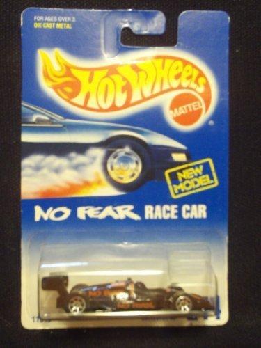Hot Wheels No Fear Race Car #244 7sp by Mattel