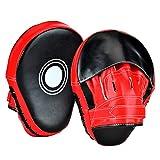 Wuudi Pratzen Trainerpratzen Kickboxen Boxen Pratzen für Muay Thai Kickboxen Bewegung...