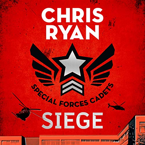 Special Forces Cadets 1: Siege cover art