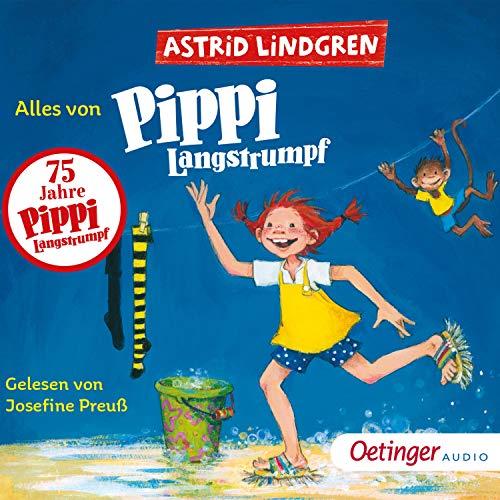 Alles von Pippi Langstrumpf cover art